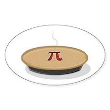 I Like Pi(e) Decal
