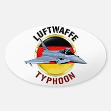 Luftwaffe Typhoon Stickers