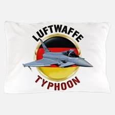 Luftwaffe Typhoon Pillow Case