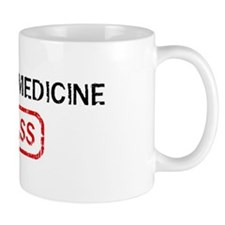 VETERINARY MEDICINE kicks ass Mug