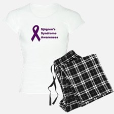Sjogrens Syndrome Awareness Pajamas