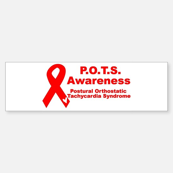POTS Awareness Bumper Bumper Bumper Sticker