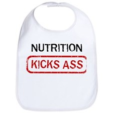 NUTRITION kicks ass Bib