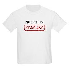 NUTRITION kicks ass T-Shirt