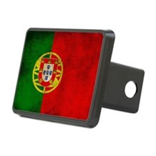 Portugal flag Hitch Cover