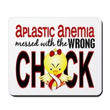 Messed With Wrong Chick 1 AA Mousepad