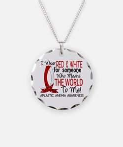 Means World to Me 1 AA Necklace