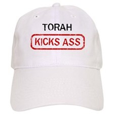 TORAH kicks ass Baseball Cap