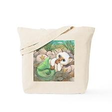 Sweet Merkitten Tote Bag