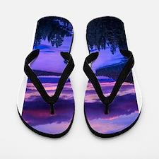 EMERALD BAY lake tahoe Flip Flops