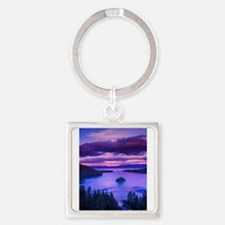 EMERALD BAY lake tahoe Keychains