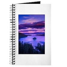 EMERALD BAY lake tahoe Journal