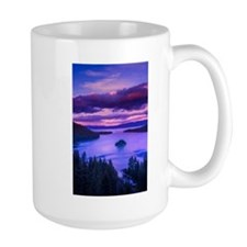 EMERALD BAY lake tahoe Mugs