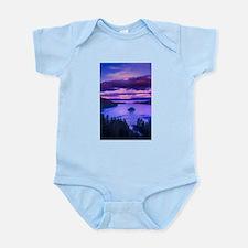 EMERALD BAY lake tahoe Body Suit
