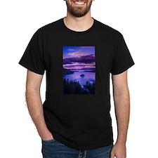 EMERALD BAY lake tahoe T-Shirt
