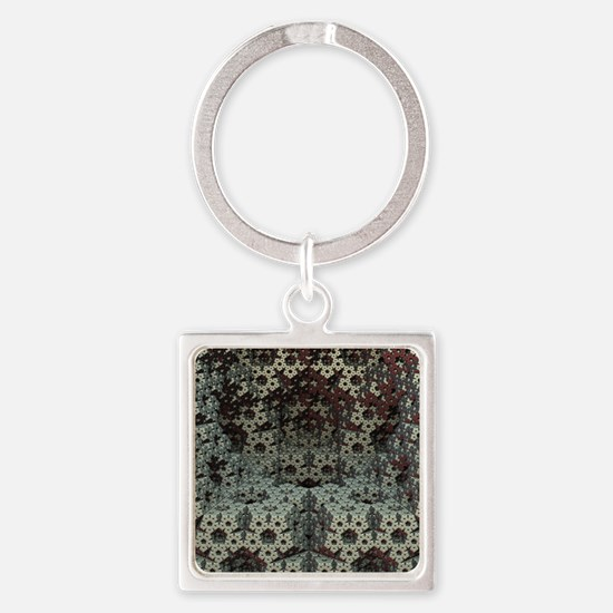 Dodecahedron Tunnel Keychains