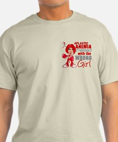 Aplastic Anemia Messed With Wrong Gi T-Shirt