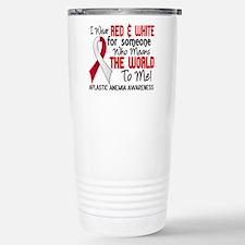 Aplastic Anemia Means W Travel Mug
