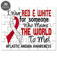 Aplastic Anemia Means World to Me 2 Puzzle