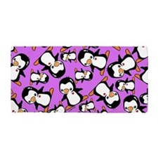 Popo Penguin Beach Towel