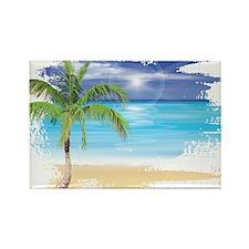 Beach Scene Magnets