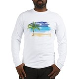 Tropical Long Sleeve T-shirts