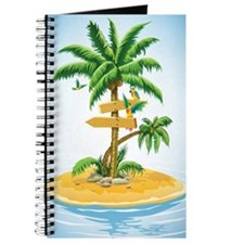 Palm Tree Direction Journal