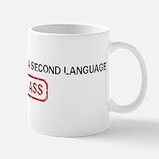 TEACHING ENGLISH AS A SECOND  Mug