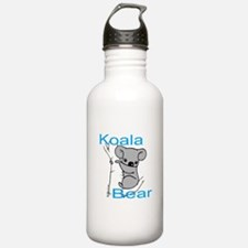 Cute Koala Bear (1) Water Bottle