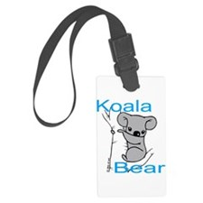 Cute Koala Bear (1) Luggage Tag