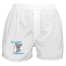 Cute Koala Bear (1) Boxer Shorts
