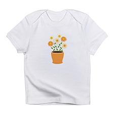 Pot of Daisies Infant T-Shirt
