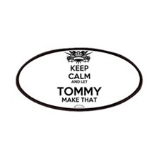 KeepReallyCalm Tommy Patches