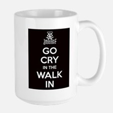 Go Cry In The Walk-IN Mugs