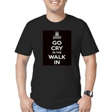 Go Cry In The Walk-IN T-Shirt