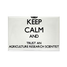 Keep Calm and Trust an Agriculture Research Scient