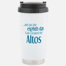 Alto Creation Stainless Steel Travel Mug
