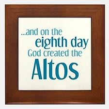 Alto Creation Framed Tile