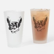 Sports Sk Drinking Glass