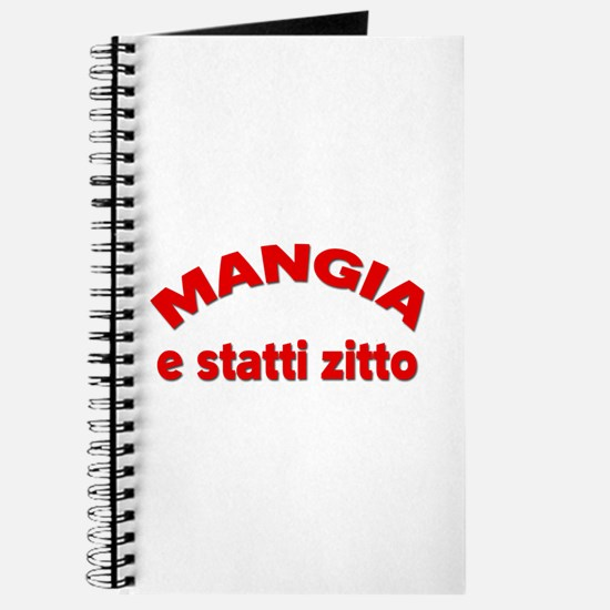 Mangia e Statti Zitto Journal