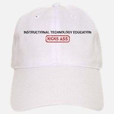 INSTRUCTIONAL TECHNOLOGY EDUC Baseball Baseball Cap