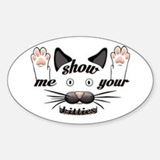 Show me your kitties! Decal