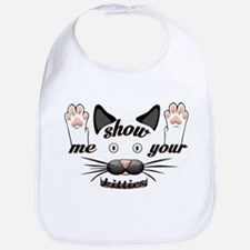 Show me your kitties! Bib