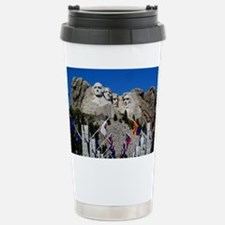 Mt Rushmore Avenue of F Travel Mug
