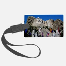 Mt Rushmore Avenue of Flags Sout Luggage Tag