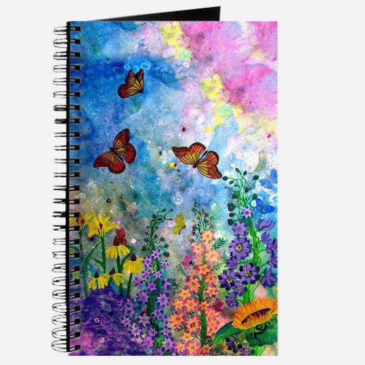 Butterfly Garden Journal