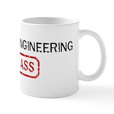 INDUSTRIAL ENGINEERING kicks  Mug