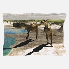 Abelisaurus Pillow Case