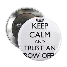 "Keep Calm and Trust an Escrow Officer 2.25"" Button"