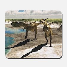 Abelisaurus Mousepad